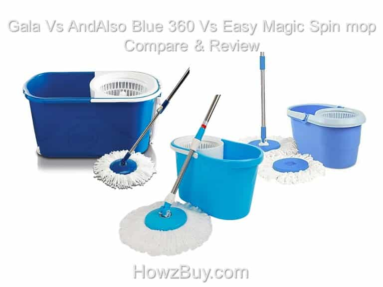 Best Magic Spin mop in India Compare & Review