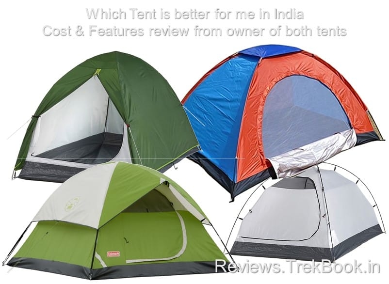 Best Camping Tent in India