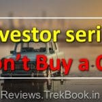 Investor series – Don't Buy a New Car – India guide