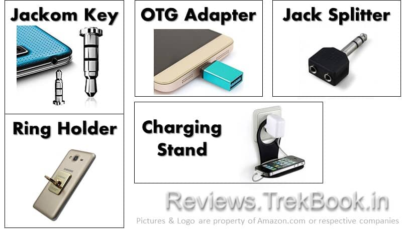 Must have Smartphone Gadgets under 50 Rupees in India