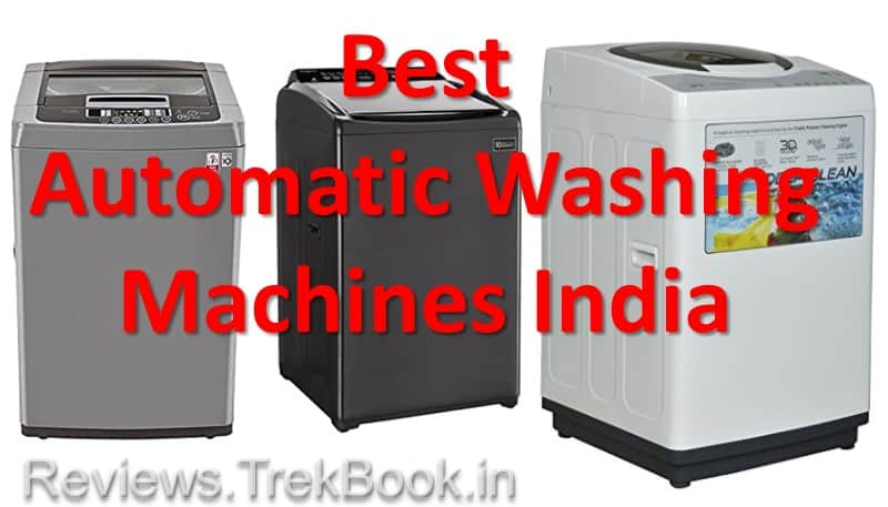 Best fully automatic washing machine in India 2018