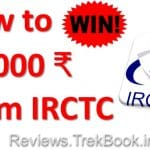 IRCTC Ticket Booking Scheme [10,000 Rs from Railway OFFER]