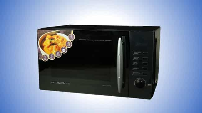 Morphy Richards 20 L Grill Microwave Oven review