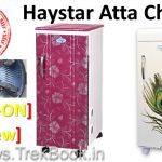 Haystar Atta Chakki Review [Domestic Flour mill]