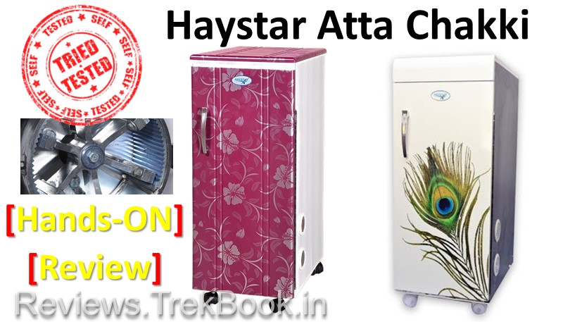 Haystar Domestic Flourmill (Atta Chakki) Review