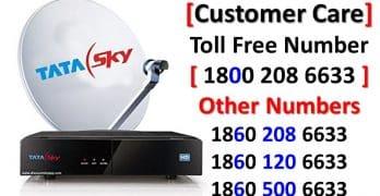 Tata Sky Customer Care Pune Mumbai Chennai Bangalore Hyderabad