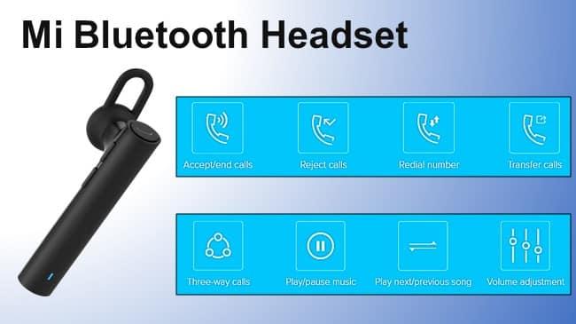 Mi Bluetooth Headset review