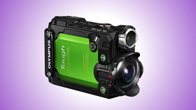 Olympus TG-Tracker Action Video Camera Best Buy