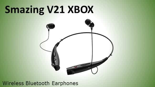SmazingV21 XBOX - Bluetooth Headset review