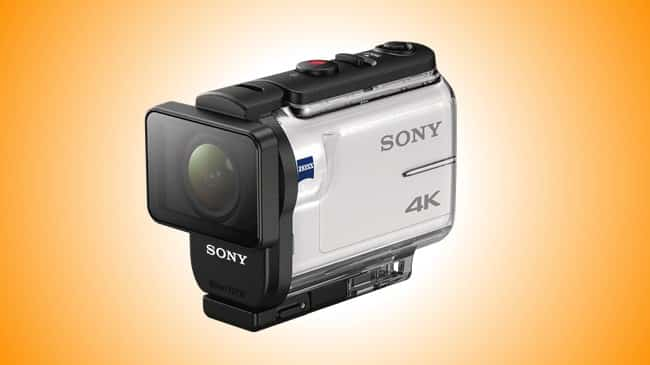 Sony Action Cam FDR-X3000 Digital 4K Video Camera Recorder Best Buy
