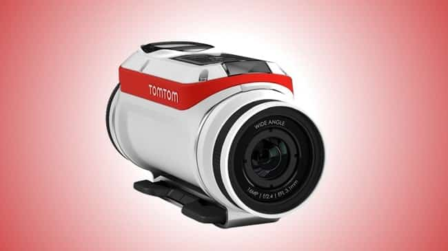 TomTom Bandit 4k Action Video Camera Best Buy