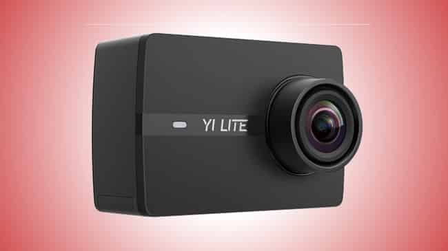 YI Lite 97001 16MP Action Camera Best Buy