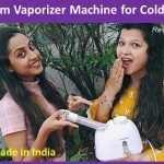 Best Steam Vaporizer Machine for Cold & Cough India