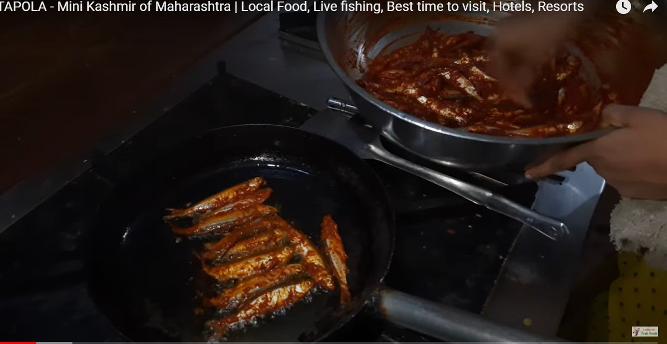 local food tapola mahabaleshwar fish ambali