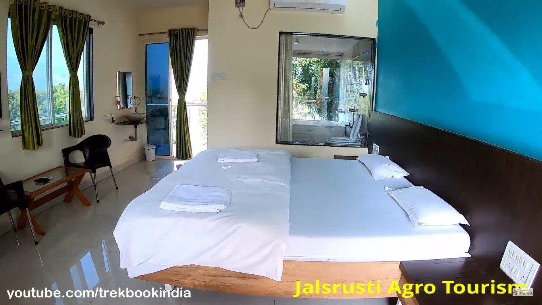 Jalsrushti Agro Tourism, Tapola, Mahabaleshwar hotel luxury rooms