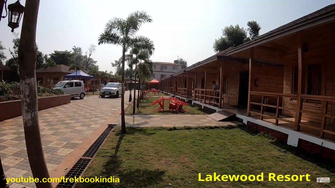 Lakewood Resorts & Spa Tapola Mahabaleshwar location