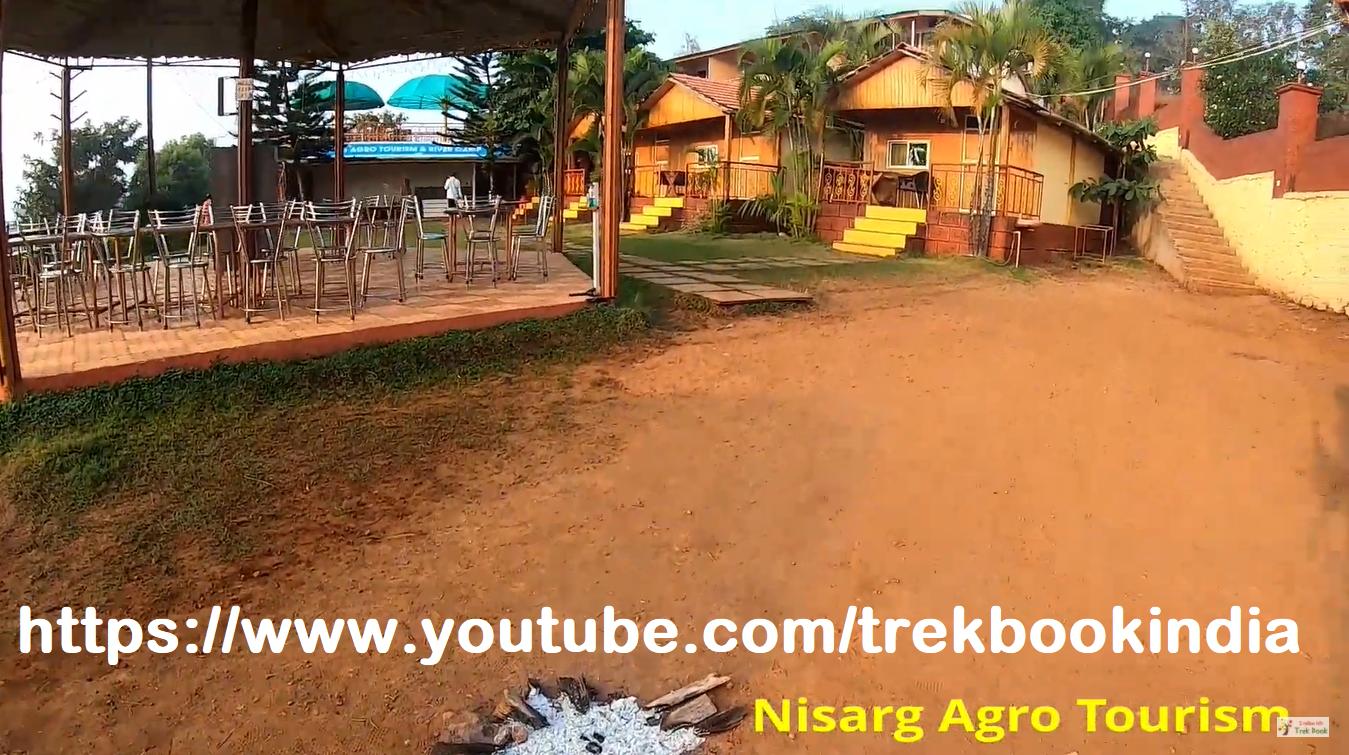 Nisarga Agro Tourism, Tapola, Mahabaleshwar resort view