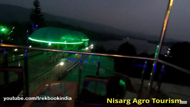 Nisarga Agro Tourism, Tapola, Mahabaleshwar night view