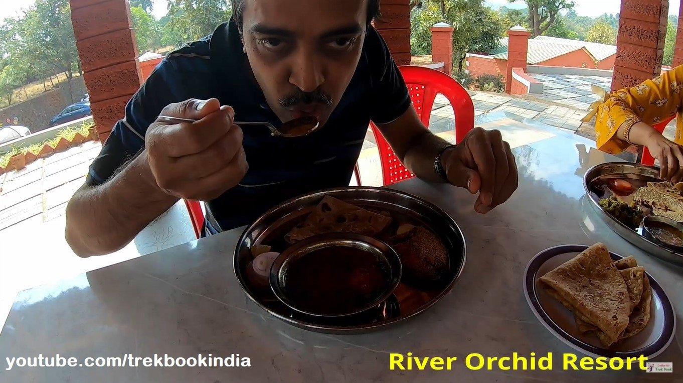 river orchid resort - non-veg food