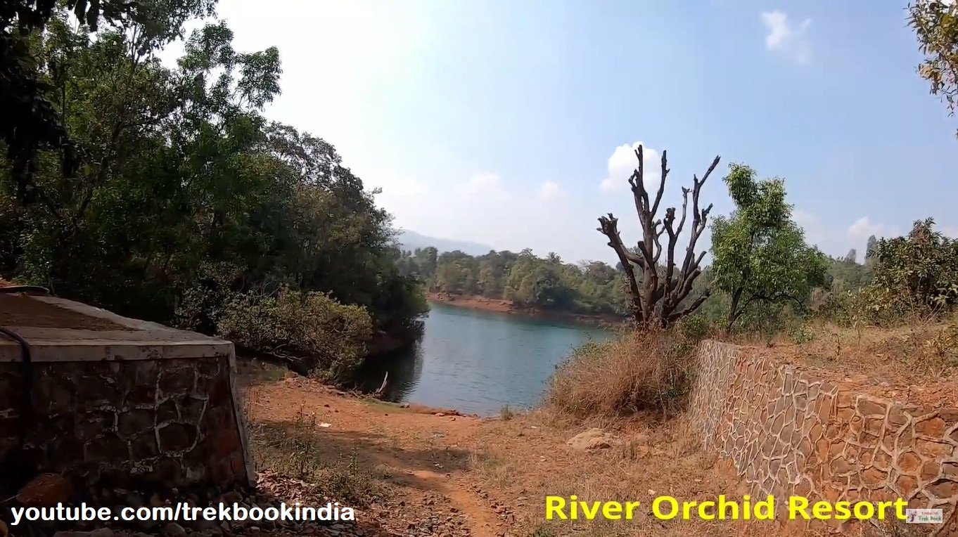 river orchid resort - shivsagar lake view