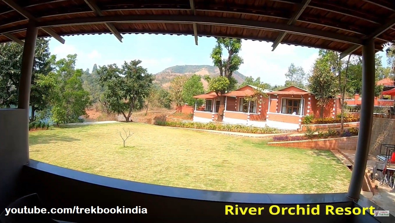 River orchid resort tapola - view from room