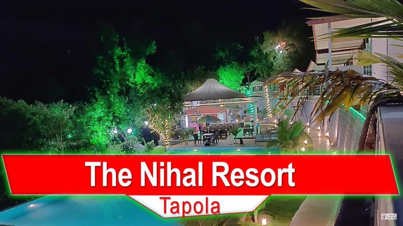 The Nihal Resort, Tapola, Mahabaleshwar night view
