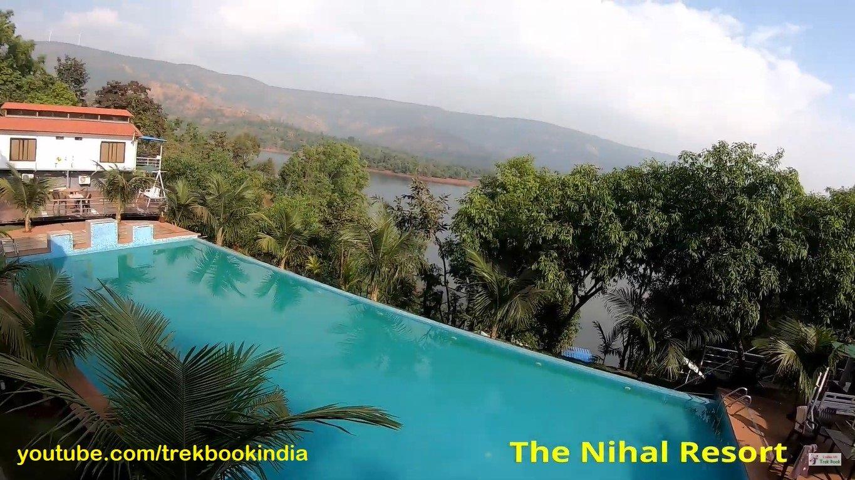 The Nihal Resort, Tapola, Mahabaleshwar swimming pool