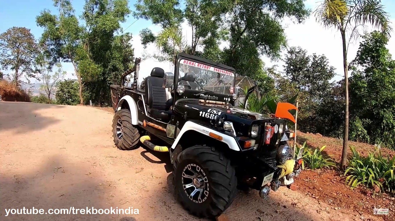 The Nihal Resort, Tapola, Mahabaleshwar jeep jungle safari
