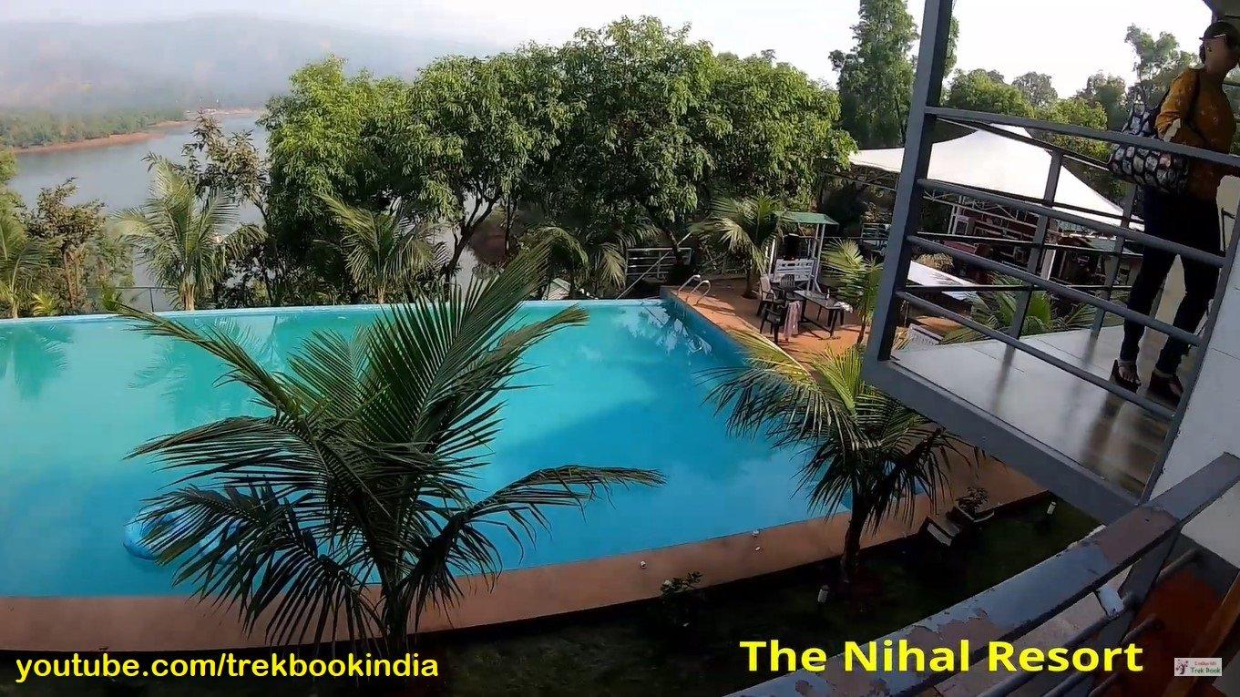 The Nihal Resort, Tapola, Mahabaleshwar infinity pool
