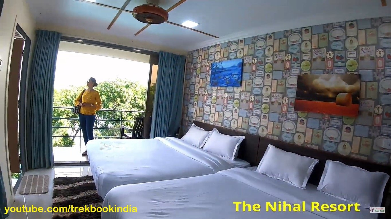 The Nihal Resort, Tapola, Mahabaleshwar luxury rooms