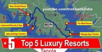 Top 5 Luxury Resorts in TAPOLA - Mini Kashmir of Maharashtra - Mahabaleshwar review