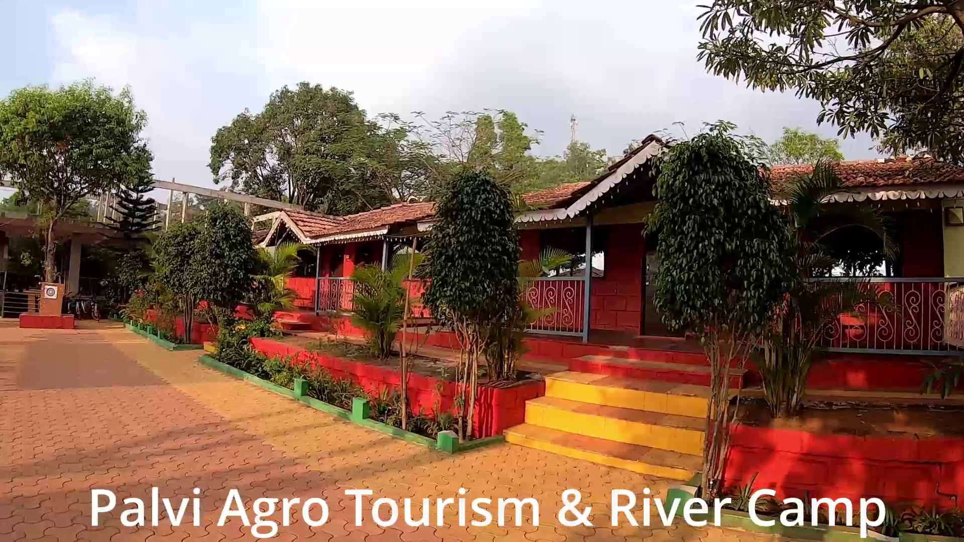 Palvi Agro Tourism & River Camp