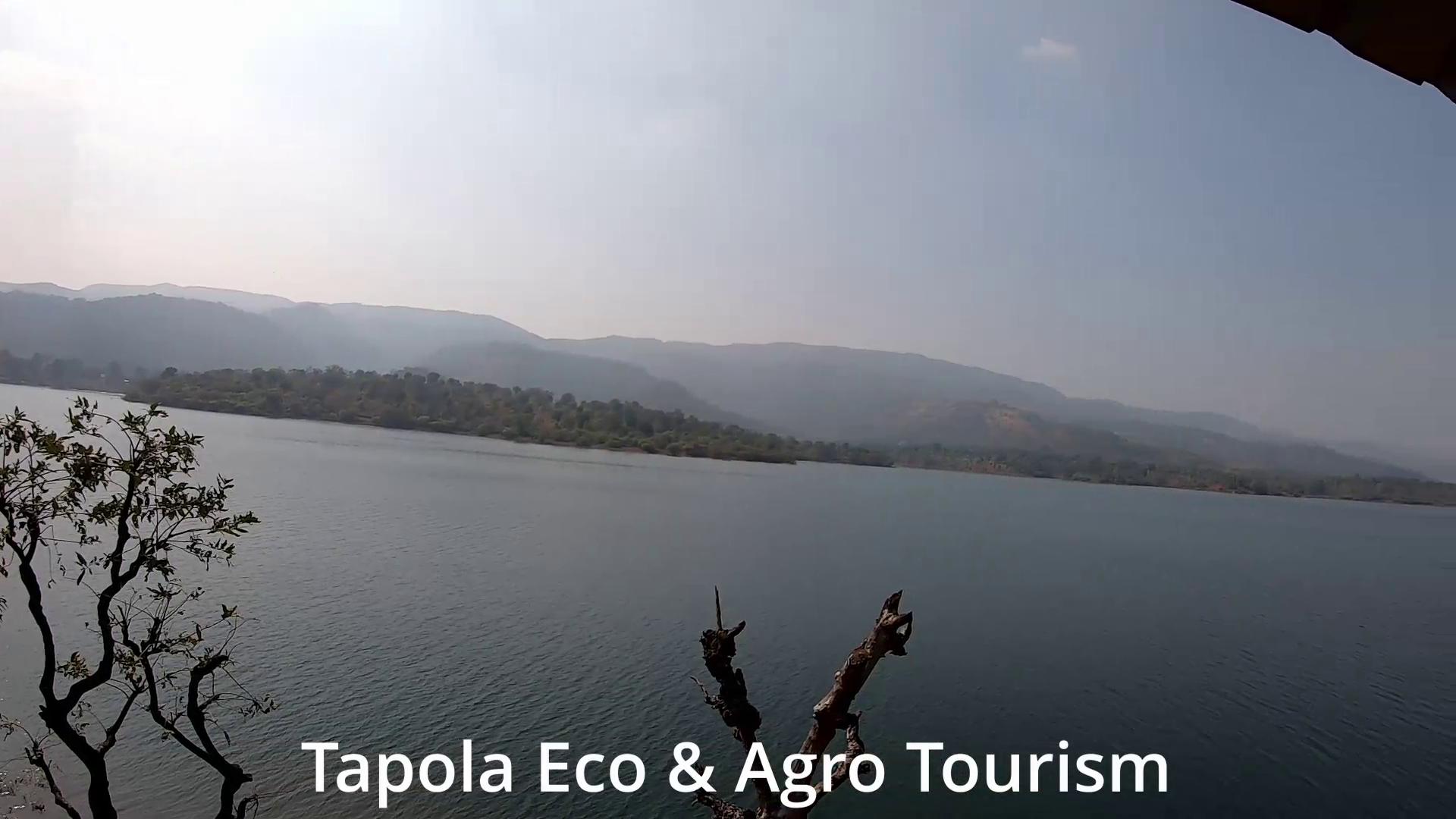 TApola lake vioew from Tapola Eco & Agro Tourism
