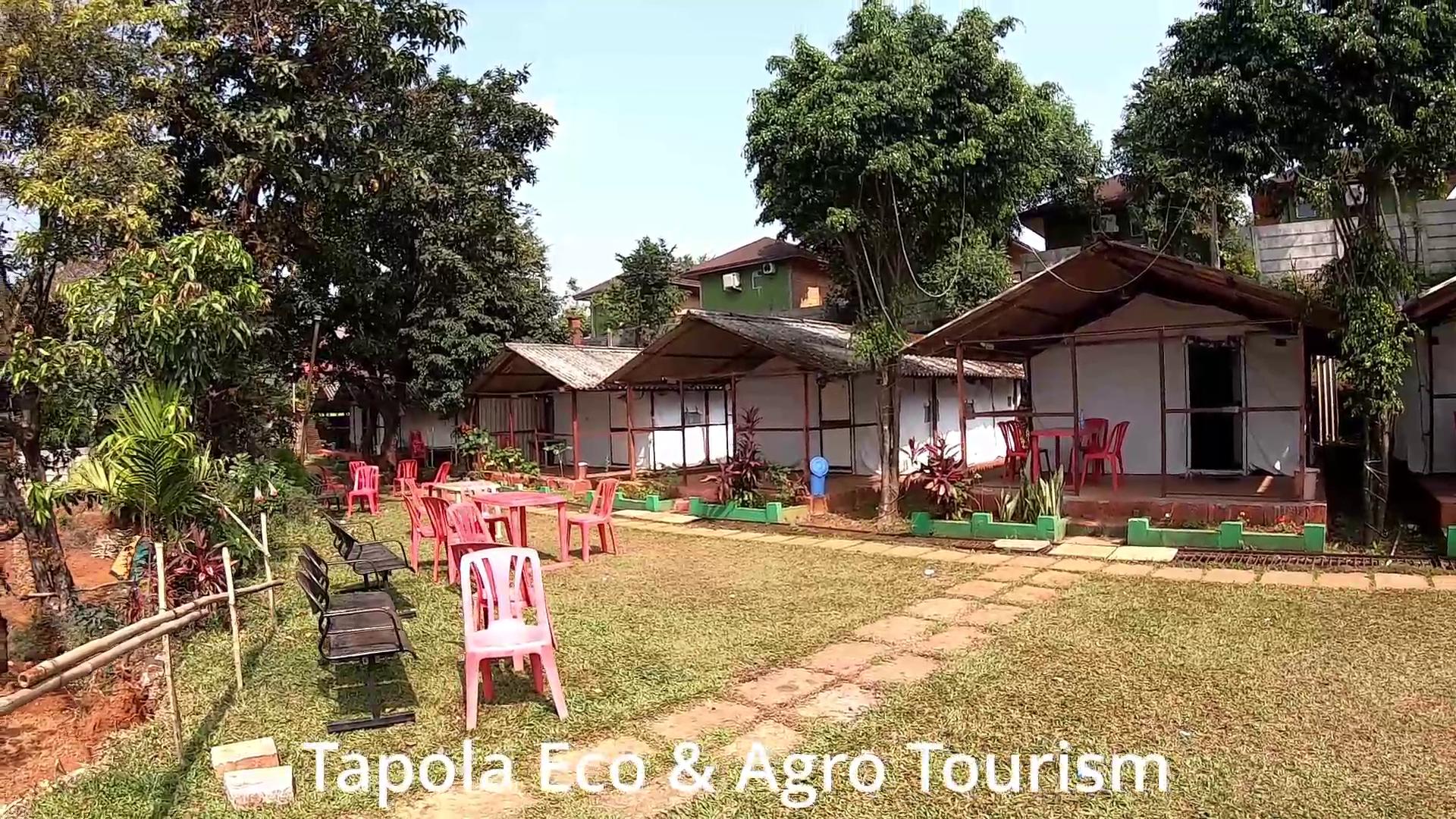 Tapola Eco & Agro Tourism garden