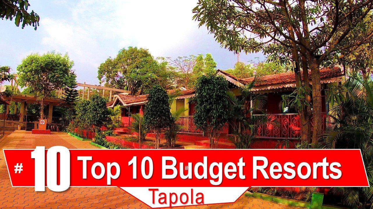 Top 10 Budget Resorts in TAPOLA - Mini Kashmir of Maharashtra - Mahabaleshwar